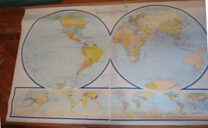 Mapa Mundi Político