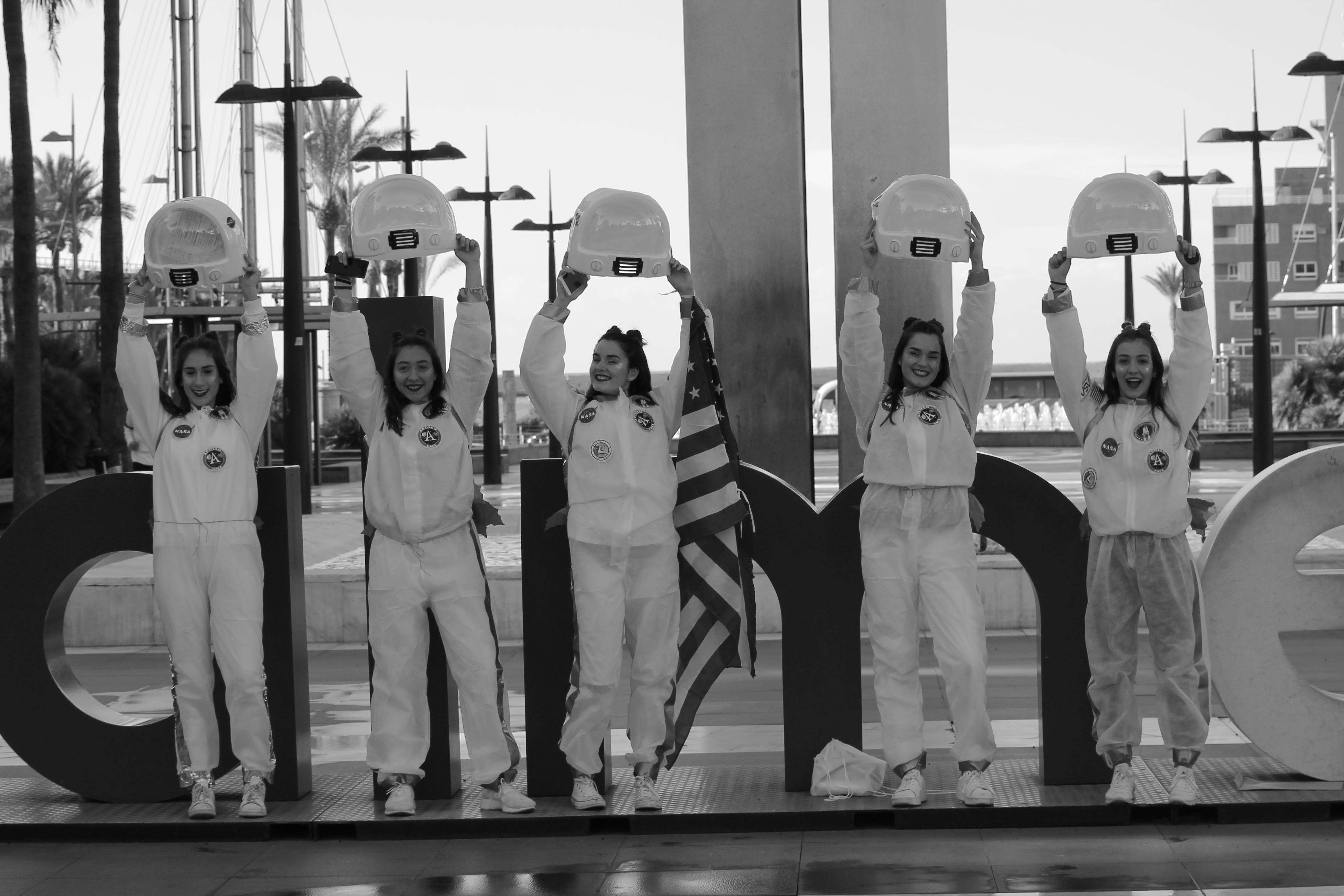 astronautas